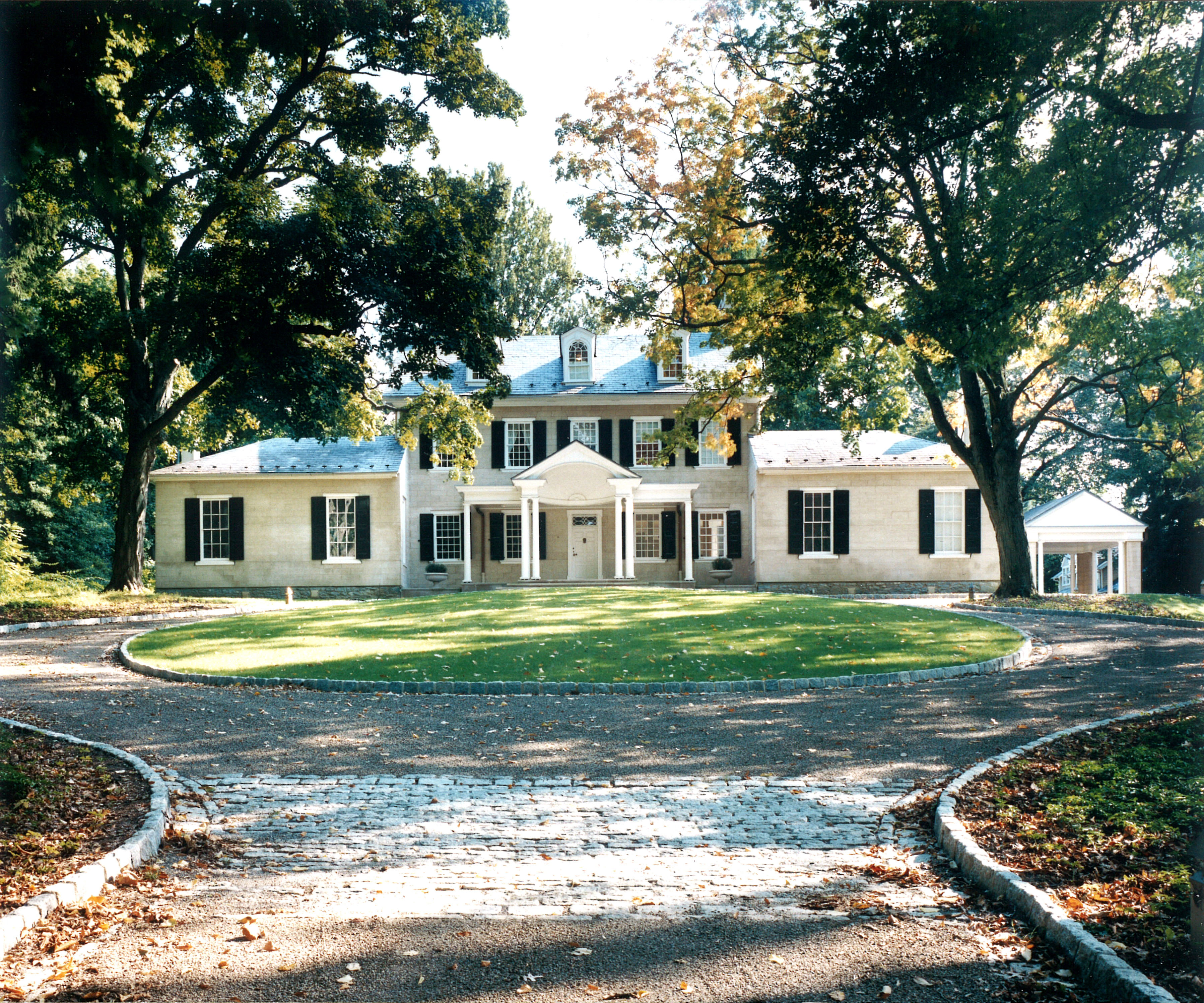 Abbeville: Transforming a Historic Estate for a Modern Lifestyle - Private Residential