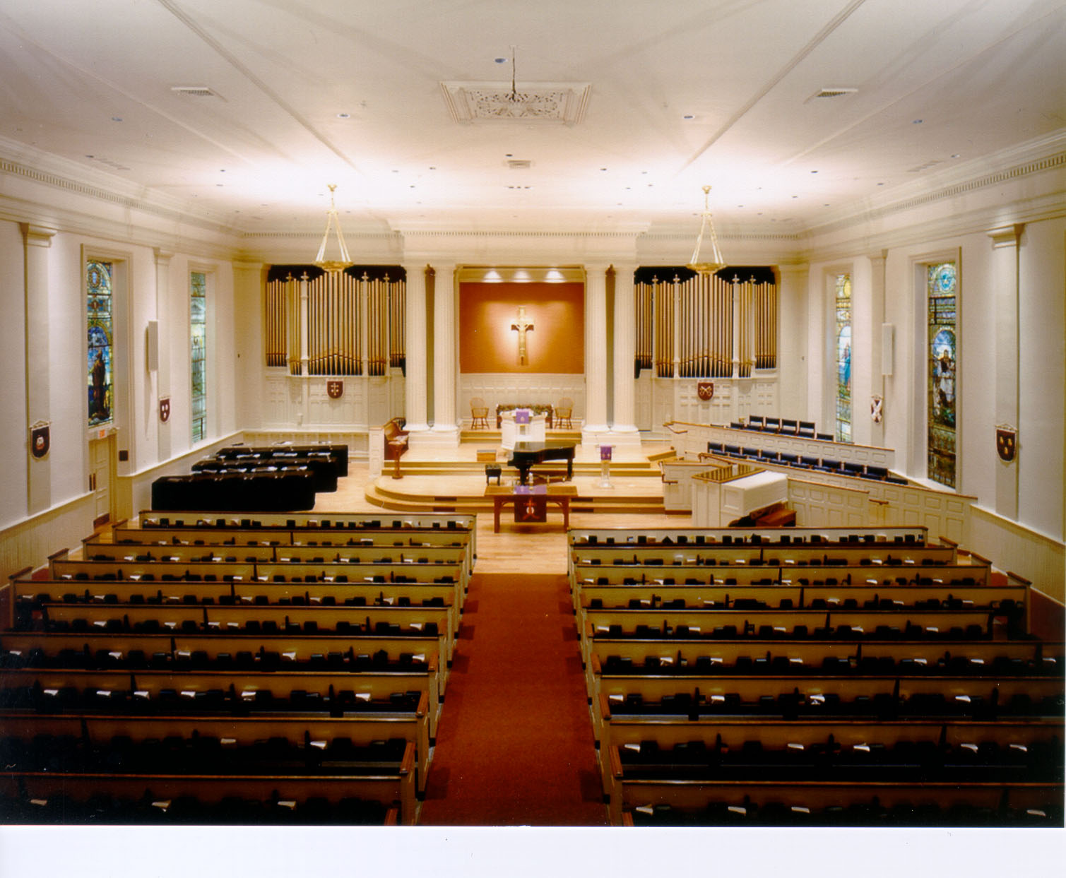 First Presbyterian Church - Interior Design