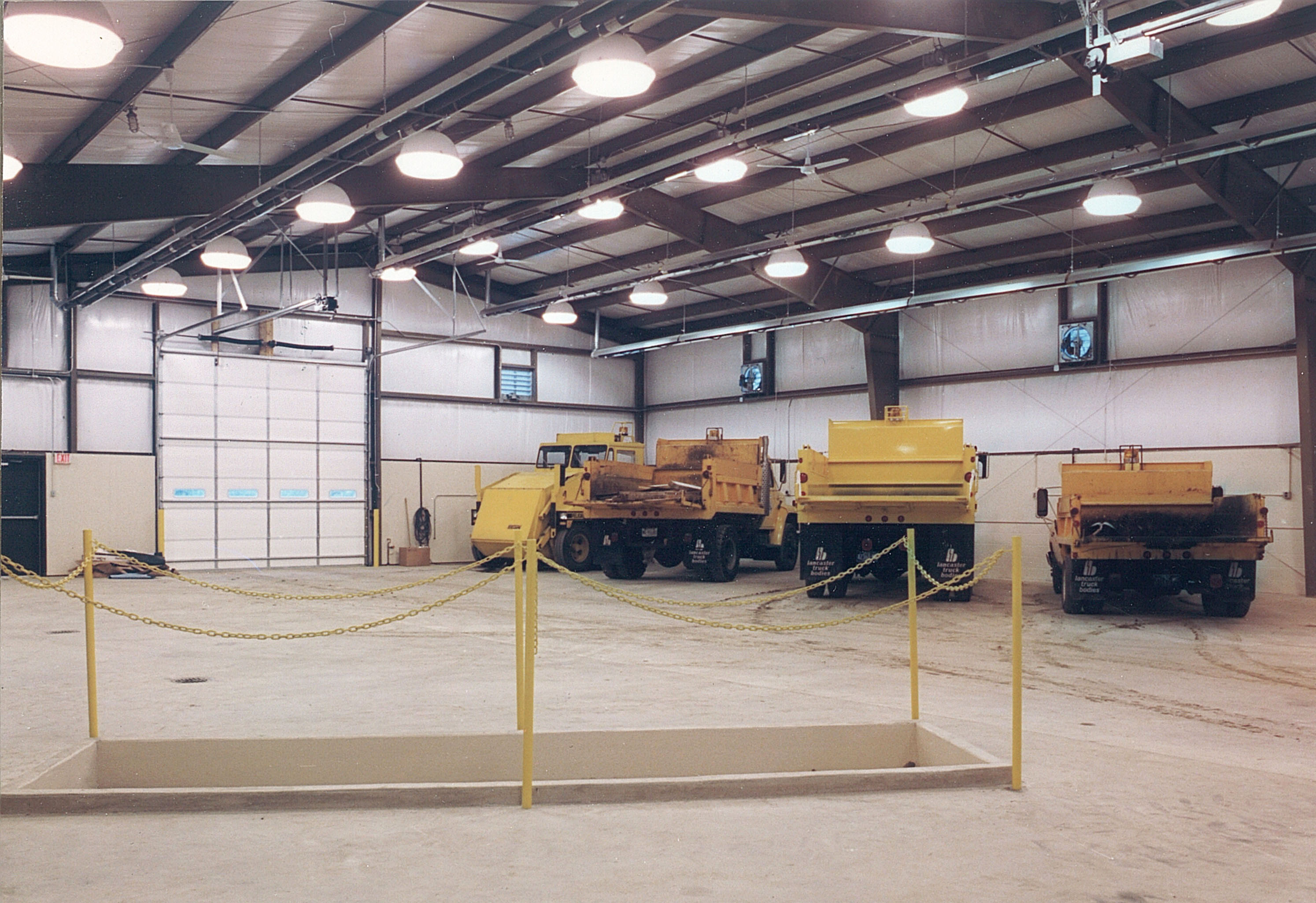 Lancaster Township Maintenance Facility - Industrial/Pre-Engineered