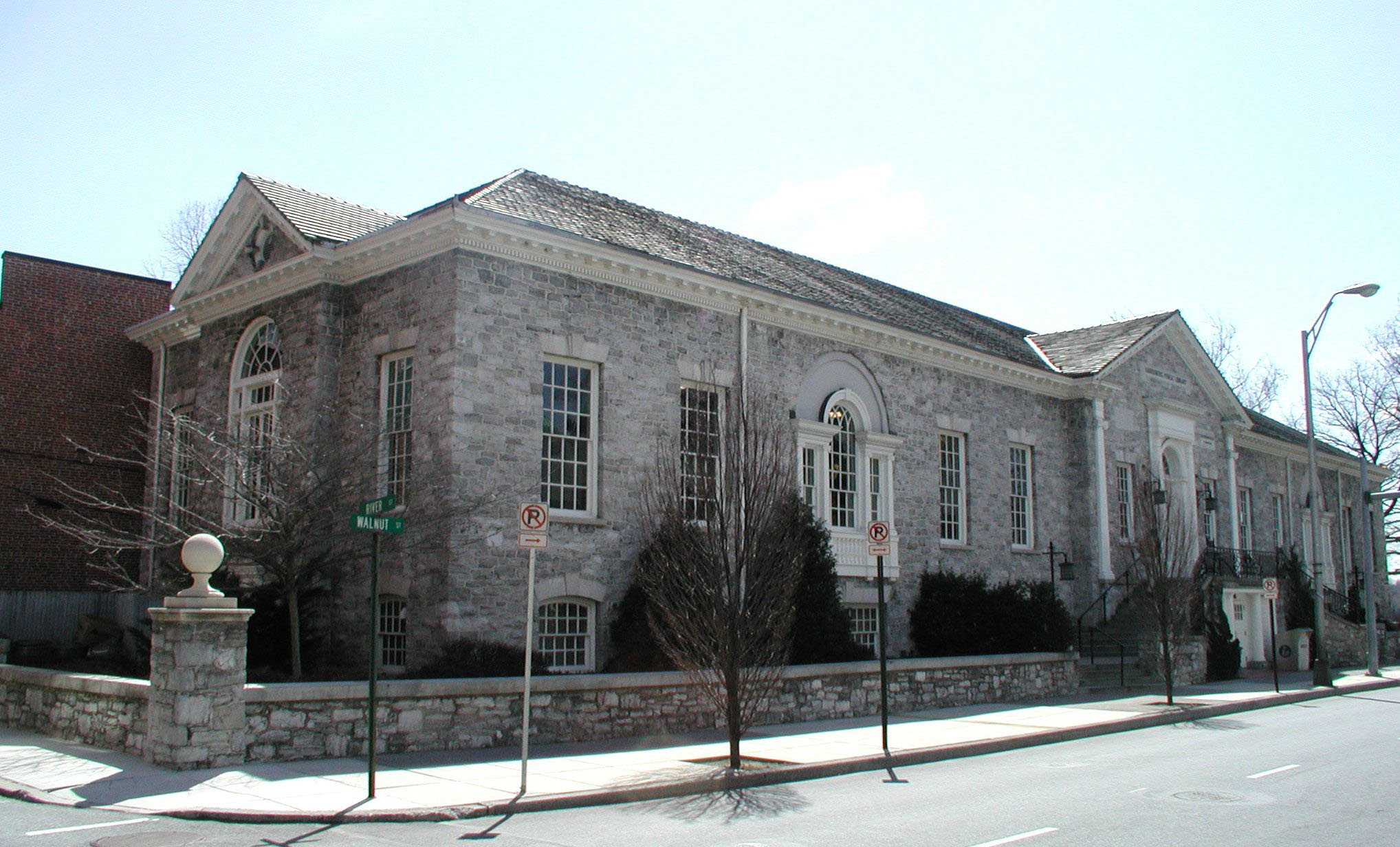McCormick Riverfront Branch Library and Central Offices, Dauphin County Library System - Historic P