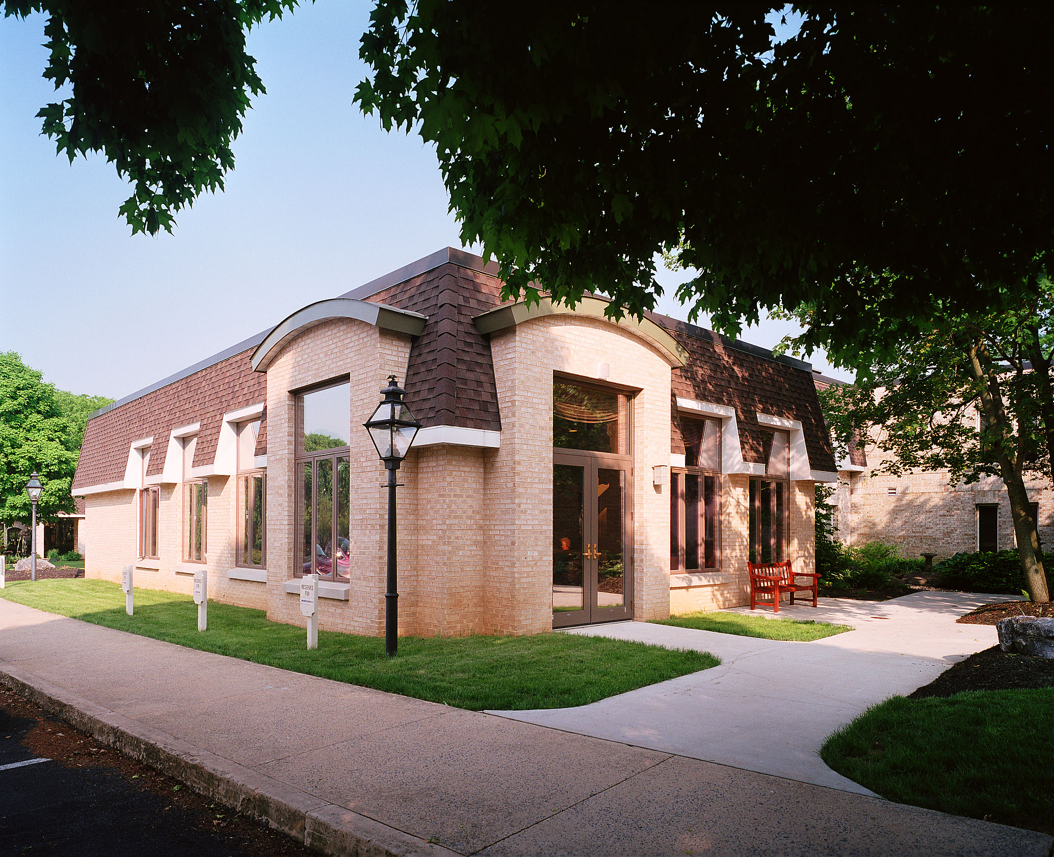 Moravian Manor Assisted Living Addition and Health Center Renovation - Retirement Communities