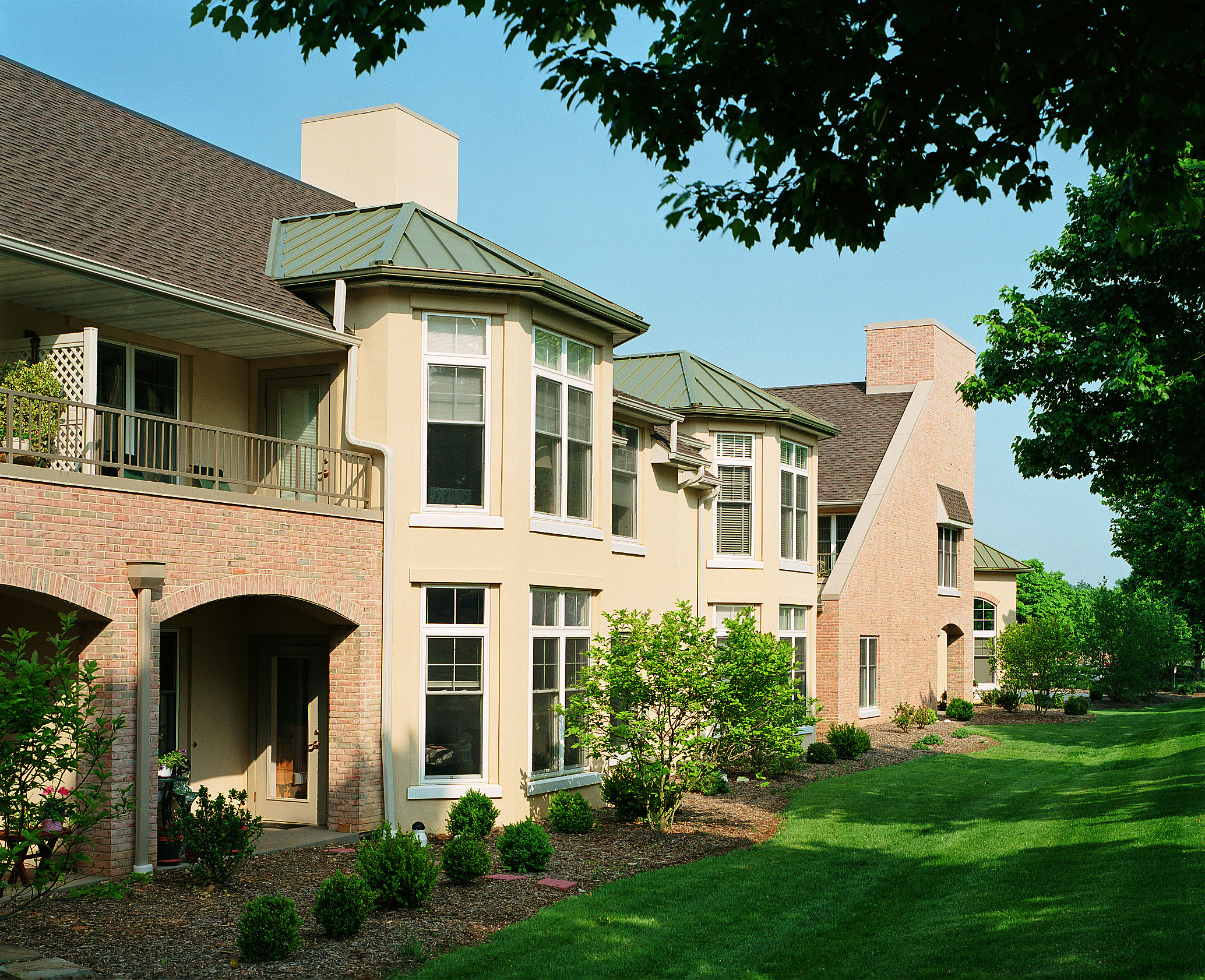 Moravian Manor Independent Living Wing - Retirement Communities