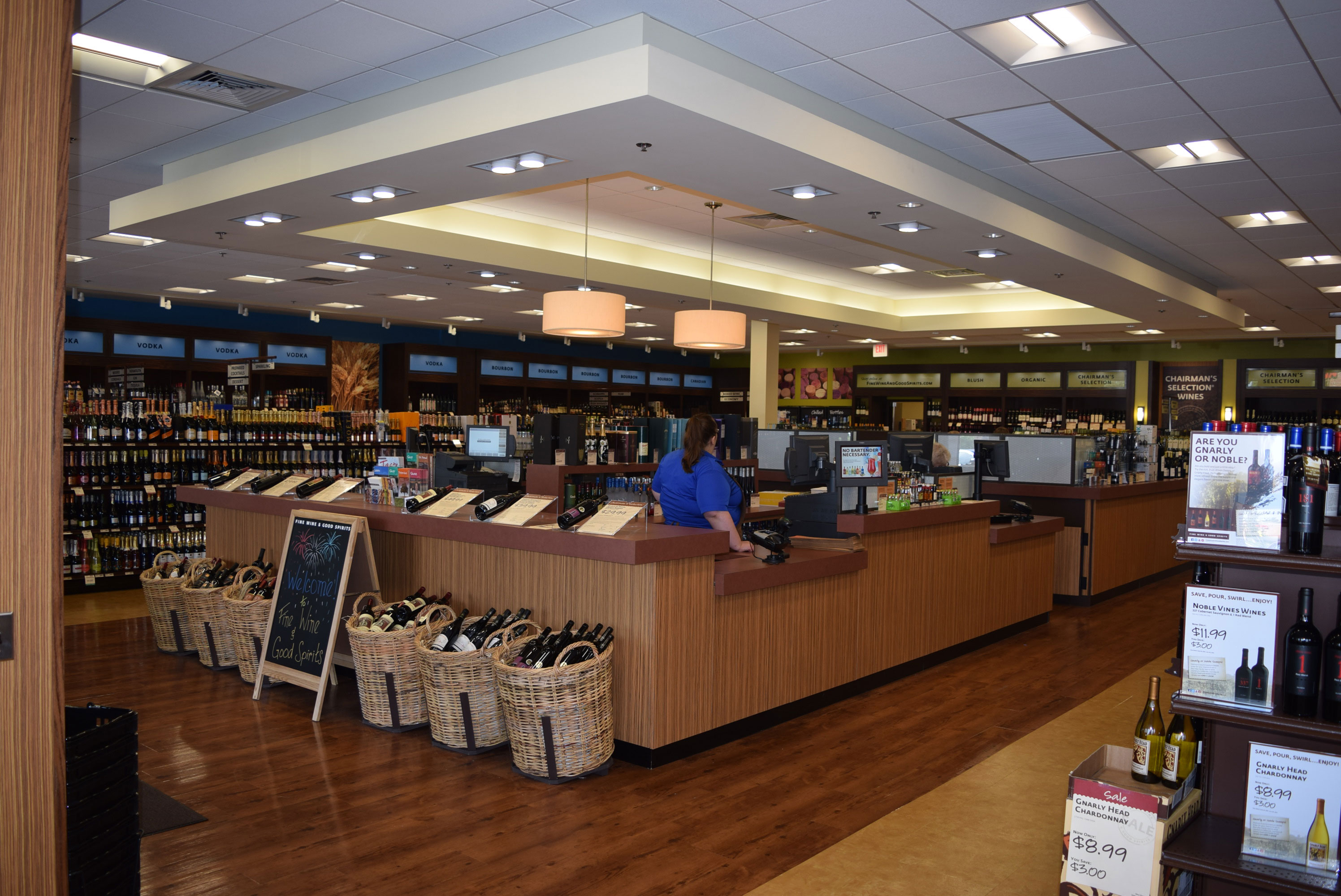 Pennsylvania Liquor Control Board, Retail Stores - Government