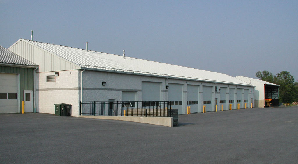 Penn Township Maintenance Facility - Industrial/Pre-Engineered