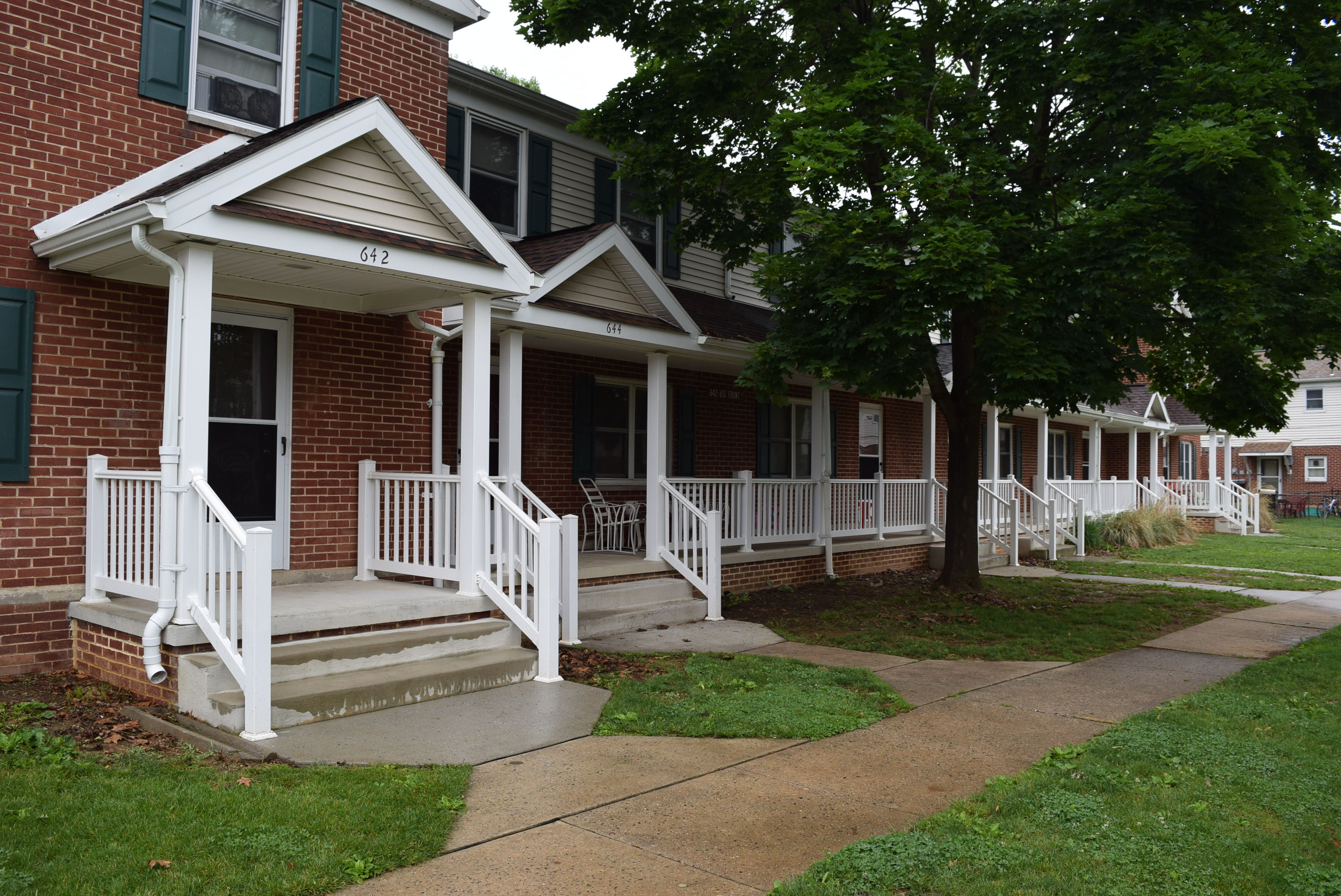 Housing Authority of the City of York - Public Residential