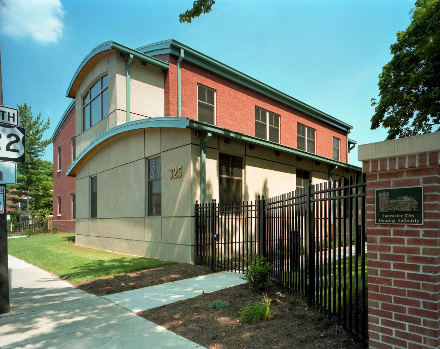 Lancaster City Housing Authority Office Building
