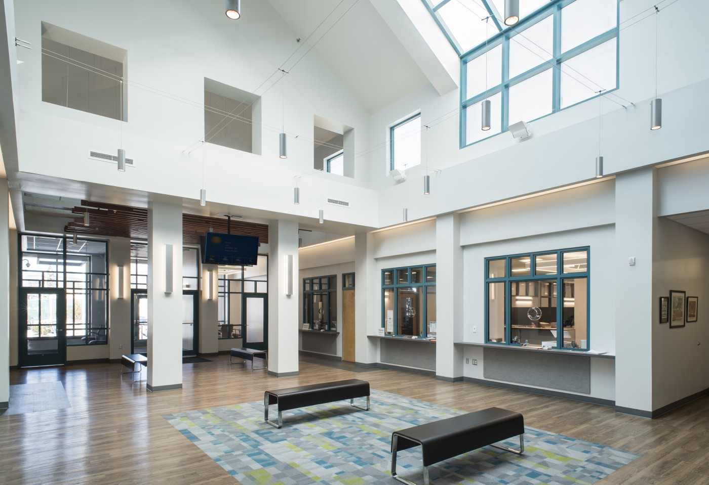 West Chester Municipal Building & Police Station Renovation